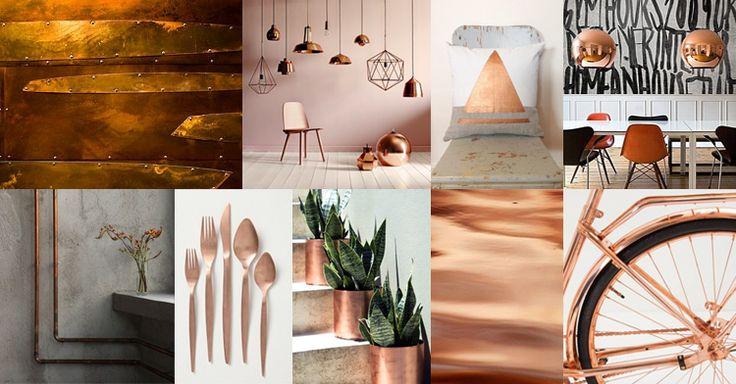 AkzoNobel's jaarlijks kleurtrendonderzoek, heeft Copper Orange aangewezen als dé kleur van 2015. De warme tint staat voor een positievere kijk op de wereld en een nieuwe focus op de 'sharing economy'. De kleur vervangt de koele blauw- en groentinten van de afgelopen jaren en sluit perfect aan bij roze en neutrale tinten, bij wit, andere oranje tinten en metallics zoals goud en koper en houttinten.