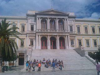Σύρος: βόλτες στην Ερμούπολη εκτός καλοκαιριού | BlogTravels