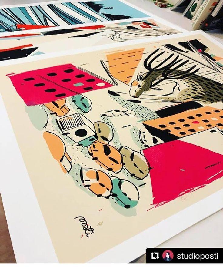 Impresiones #fineart #giclée de Pietari Posti impresas en Canson Infinity Edition Etching Rag 310gsm disponibles a través de su página http://www.studioposti.com ✨gracias Pietari !!!✨ ・・・ Repost Pietari Posti Prints ready to be shipped to their new homes. #wallart #studioposti #pietariposti #limitededition #gicleeprint #artcollector#drawing #newcontemporaryart #contemporaryart #artprint #giclee #gicleeprint #graficartprints #gap #fineart #fineartprints #prints #gicleereproductions…