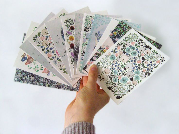 Image of 12 Greeting Cards