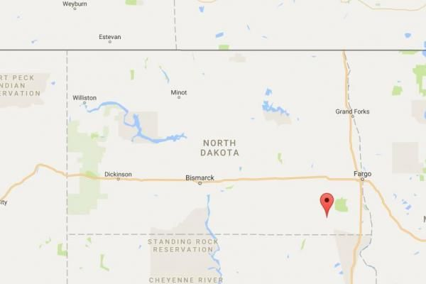 A crop-dusting plane crashed amid a dense fog in southeast North Dakota, killing the pilot, sheriff's officials said.