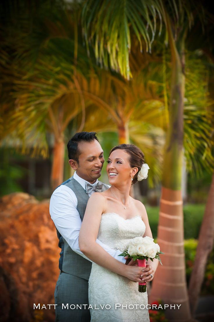 Check out this amazing destination wedding in Punta Cana