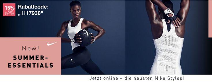 """Mit dem Rabattcode """"1117930"""" bei mysportswear.deauf alle Marken"""