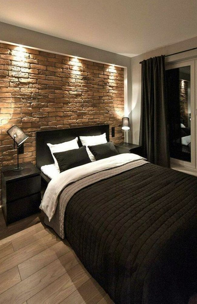 32+ Modern Bedroom Designs And The Latest Trends In Decorating For 2019  Part ; Bedroom
