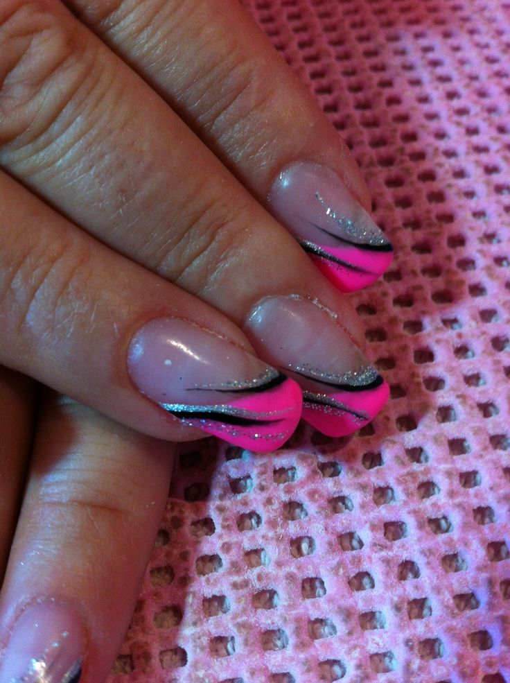Ongles decoratif
