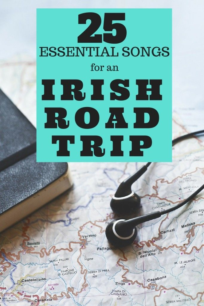 25 Essential Songs for an Irish Road Trip. Definitely agree with the Saw Doctors' 'N17'! And anything by the Pogues or Flogging Molly, but need some Cranberries in there too.