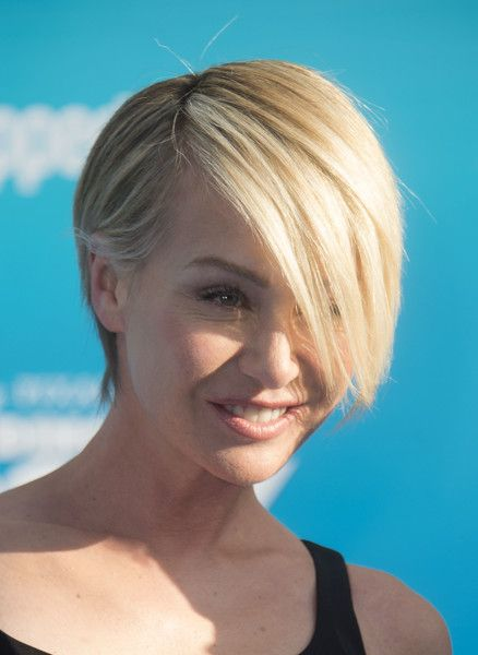 Portia de Rossi Short Scene Cut - Short Hairstyles Lookbook - StyleBistro