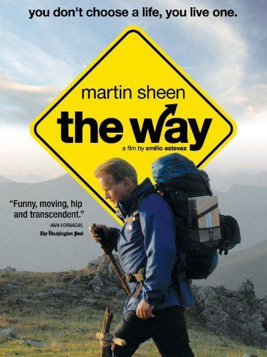 A 2010 film starring Martin Sheen and Emilio Estevez about a grieving father who walks the Camino de Santiago after his adventurous son dies along the path.