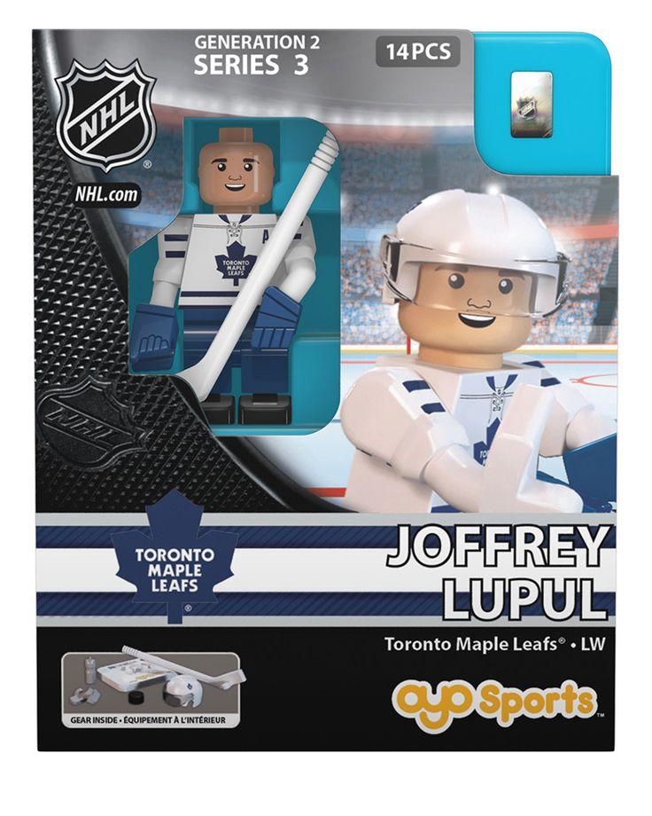 Toronto Maple Leafs JOFFREY LUPUL Limited Edition OYO Minifigure
