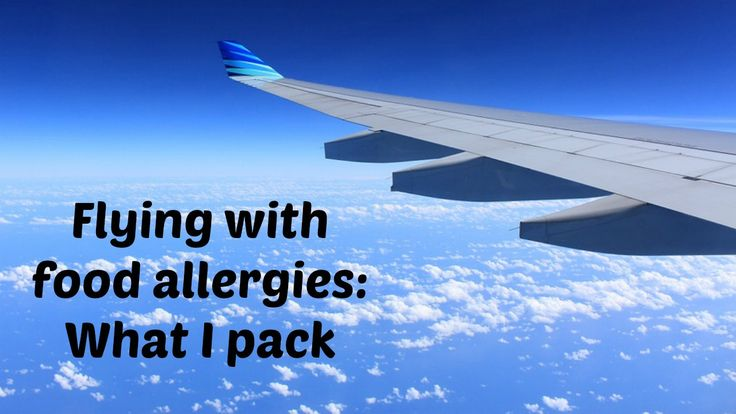Flying with food allergies can be daunting. Whether you have a nut allergy or are allergic to dairy or eggs, there are simple precautions you can take. I show you what we pack in our hand luggage to stay safe.