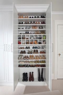 Sistemas imprescindibles para organizar tu vestidor-closet