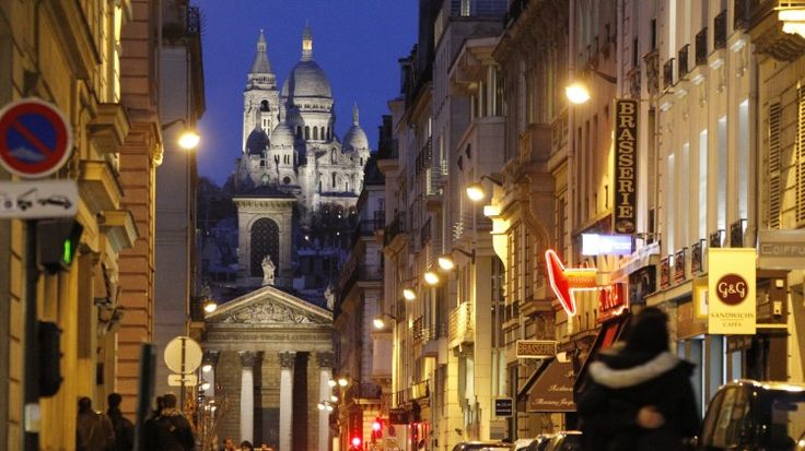 What to do in Paris with children