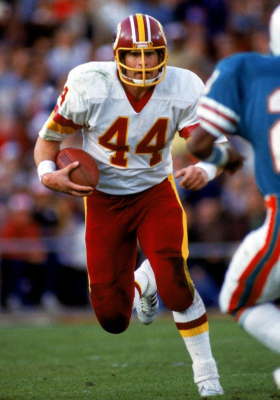 John Riggins  Washington Redskins