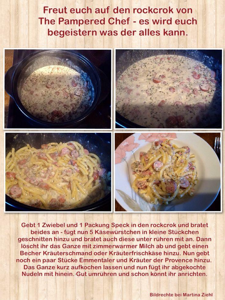 Rezepteblog von Martina Ziehl ► Pampered Chef ► Rezepte aus dem Thermomix und der Stoneware von Pampered Chef ► Zauberhafte Leckereien mit Martina Ziehl
