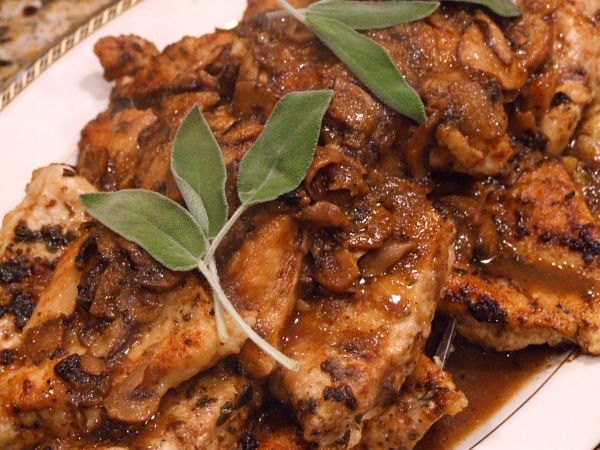 Sicilian Dinner Party Menu