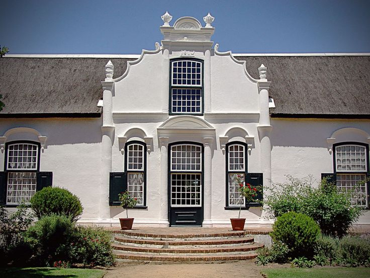 Boschendal Wine Estate in Cape Town