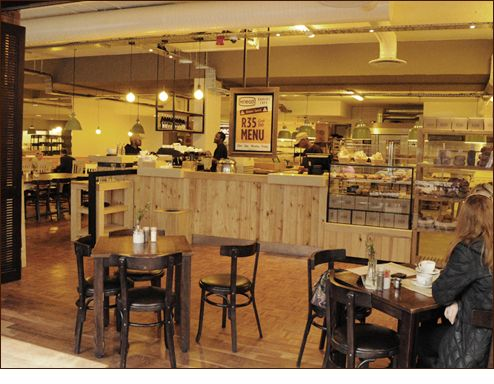 Knead Cafes south africa