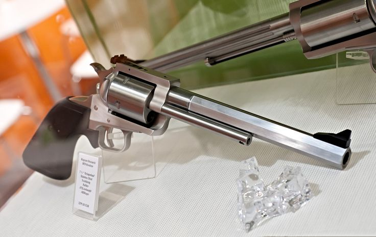 Magnum Research BFR  475 Linebaugh Revolver Review