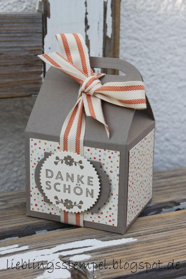 °°°Lieblingsstempel°°° kreativ mit Stempel und Papier und Stampin´Up!: Neue Leckereien-Box