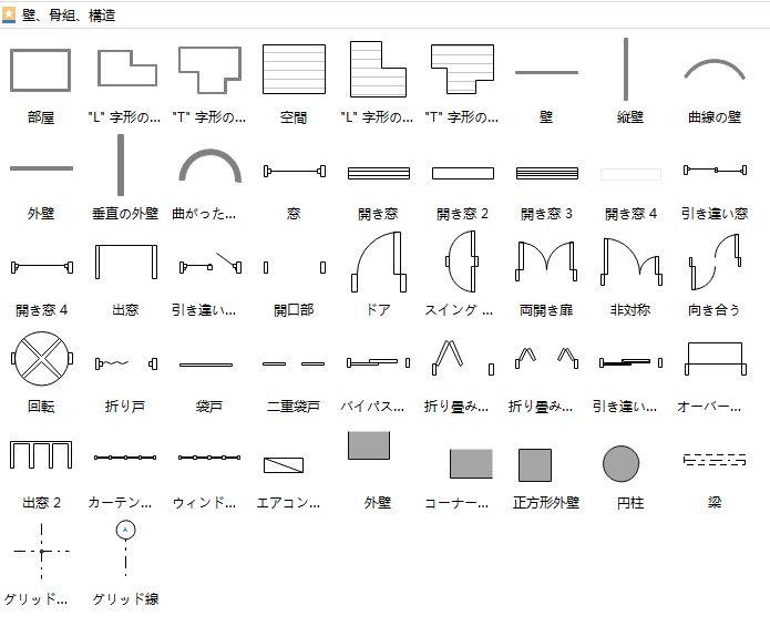 フロアプラン記号 In 2019 Floor Plan Symbols Interior Design