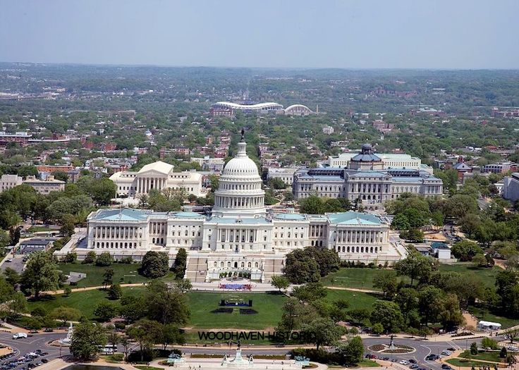 Image Detail For  Aerial View Of Capitol Hill Washington DC Photo   Other    Photos