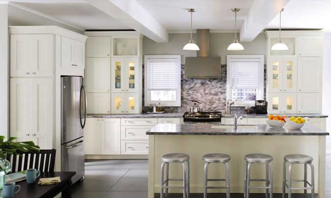Home Depot Inspiration Martha Stewart Living Kitchen