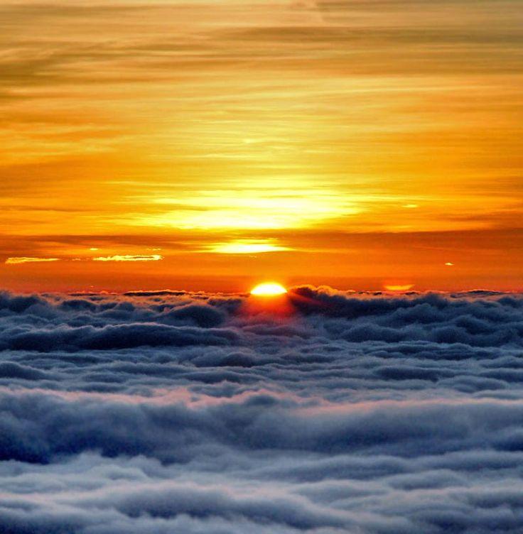 gunung prau dieng | Tour ke Wisata Dieng Jawa Tengah