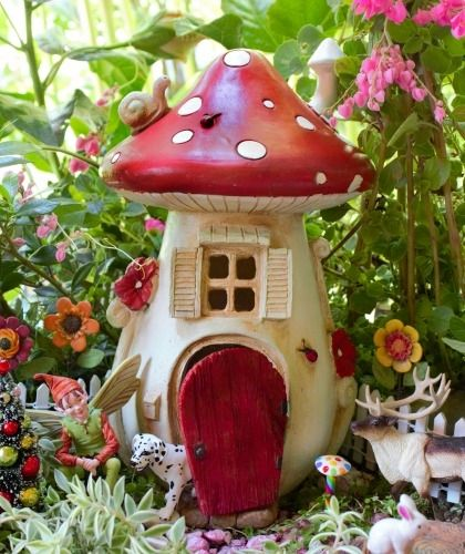 fairy house - Google Search