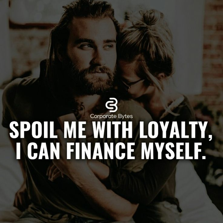Yes... I take care of my own finances and never had to destroy an ex or any other man to finance my life.  No matter how difficult.