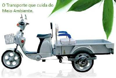 Triciclo elétrico LIG