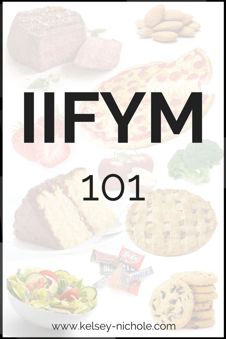 IIFYM | flexible dieting | macros | healthy eating |