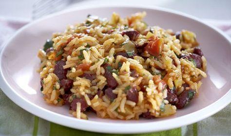 Συνταγή Αγίου Όρους: Ρύζι με φασόλια - http://www.vimaorthodoxias.gr/agioreitikes-syntages/sintagi-agiou-orous-rizi-me-fasolia/