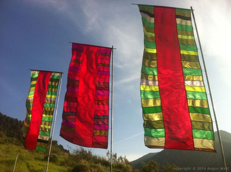 The Flags - flag installations across the world