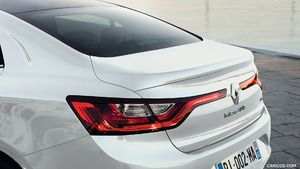 2017 Renault Megane Sedan - Tail Light - Picture # 9