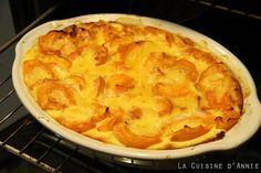 Recette Clafoutis aux abricots - La cuisine familiale : Un plat, Une recette