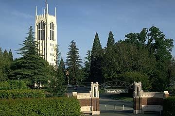 University of the Pacific Stockton Ca.