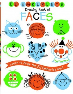 Ed Emberley's Drawing Book of Faces: Emberley Drawing, Drawing Face, Gift Ideas, Wacky Face, Kids, Drawing Fun, Face Repackaging, Drawing Book, Children Book