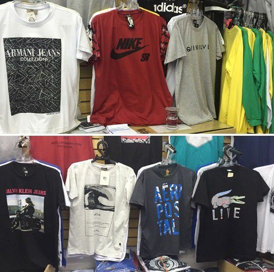Camisetas 30.1 Malha Penteada Silkscreen - Atacadão Das Sacoleiras Miami Brasil
