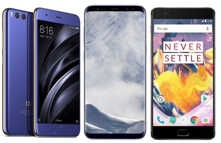 HIGHLIGHTS   Xiaomi Mi 6 unveiled in China Samsung Galaxy S8 launched in India OnePlus 3T has been available in market for months now      Xiaomi has unveiled its latest Mi 6 smartphone in China at around the same time when Samsung has announced the Galaxy S8 flagship in India.   #Mobiles #oneplus #OnePlus 3T Price #OnePlus 3T Specifications #samsung #samsung galaxy s8 price #Samsung Galaxy S8 Specifications #xiaomi #Xiaomi Mi 6 Price #Xiaomi Mi 6 Specificatio