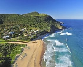 STANWELL PARK BEACH - STANWELL PARK (North of Wollongong)