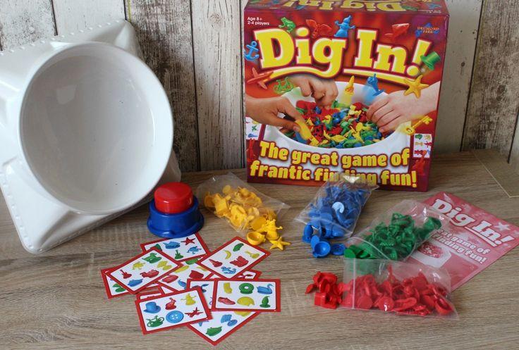 Dig In! Drumond Park