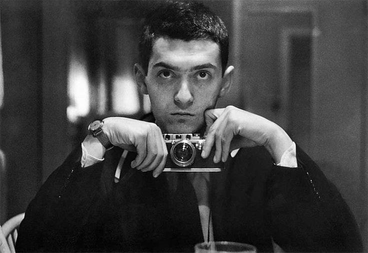 Le fameux selfie de Stanley Kubrick (Crédits image : Stanley Kubrick)