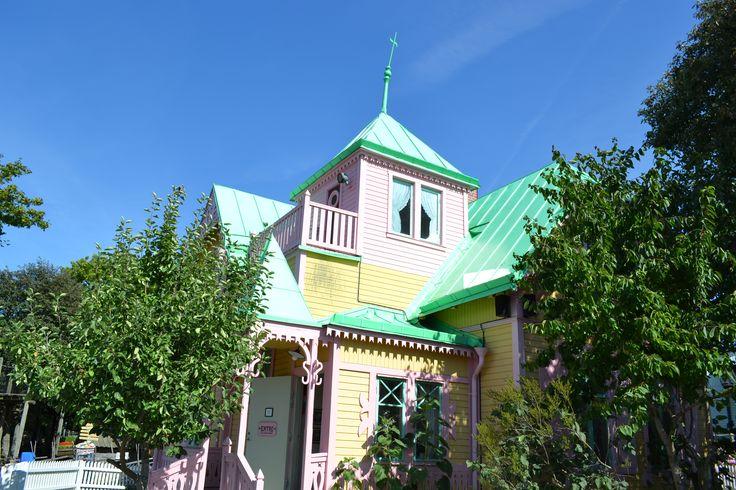 Gotland Pipi Langkous huis