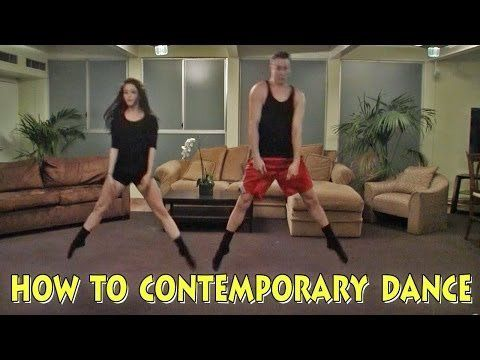 The Only 15 Moves You Need to Know in Contemporary Dance
