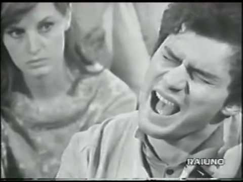 Dalida - Ciao Amore Ciao  Luigi Tenco  Cao Amore cao San Remo 1967