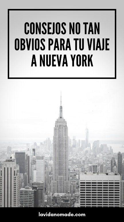 Consejos (no tan obvios) para ahorrar en tu viaje a Nueva York | La Vida Nómade