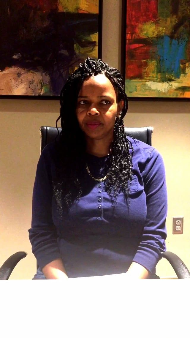Mrs. Malory is from Birmingham, Alabama and came to Vitalogy with fibroids with heavy bleeding , fatigue and brain fog which are all much better now. Here she talks about her experience in the Wellness program at Vitalogy Wellness Center founded by Dr. Farah Sultan