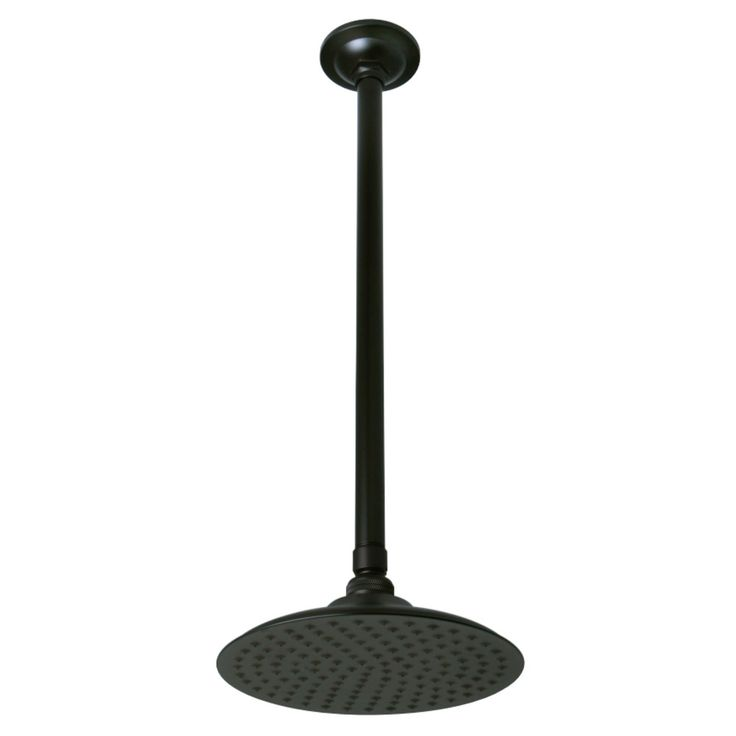 """Kingston Brass K236K25 Victorian Shower Head With 17"""" Ceiling Mounted Shower Arm, Oil Rubbed Bronze //Price: $154.95 & FREE Shipping over $99 //     #kingstonbrass"""