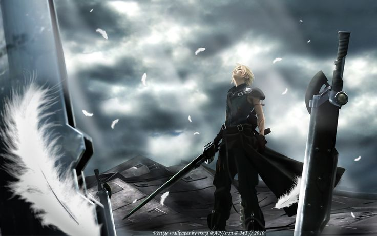 Final fantasy vii: advent children (movie) – anime news, Plot summary: years final fantasy vii world starting feet working future. Description from date.tomuch.us. I searched for this on bing.com/images