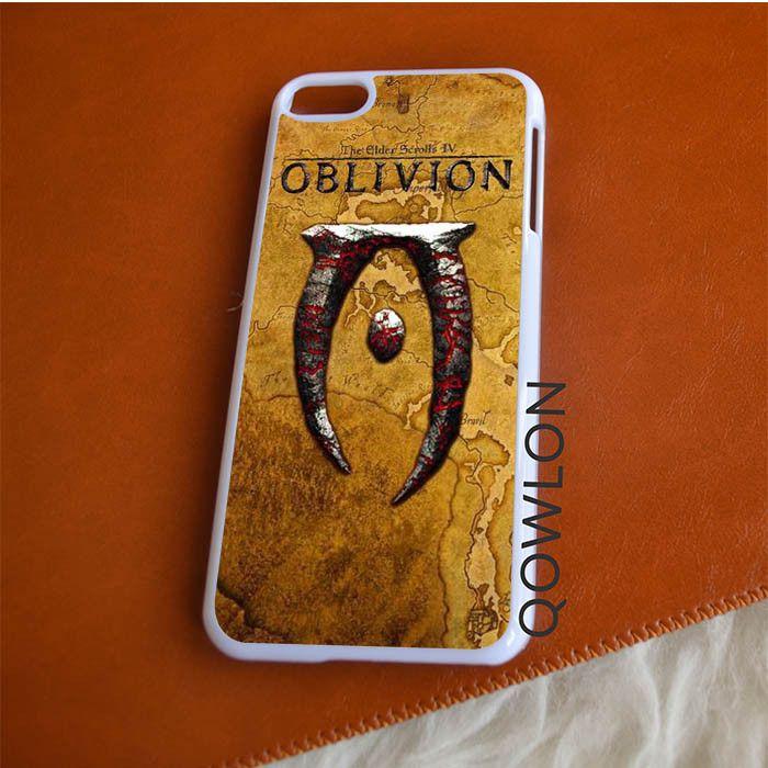 The Elder Scrolls Oblivion Maps iPod Touch 6 | 6TH GEN Case